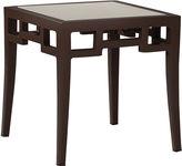 Lane Venture Redington Side Table, w/ Glass