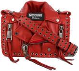 Moschino biker jacket bag