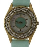 Mauboussin Ultra Thin 18K Yellow Gold Diamond 25mm Watch