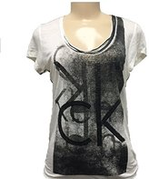 Calvin Klein Jeans Women's CK Stud Tee
