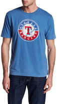 American Needle Texas Rangers Deadringer Trim Fit T-Shirt