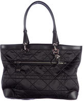 Christian Dior Cannage Quilted Tote Bag