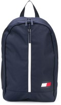 Tommy Hilfiger logo detail backpack