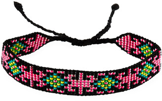 Elizabeth Cole Loring Seed Bead Bracelet