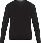 Ermenegildo Zegna V-neck wool sweater