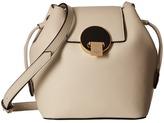 Vivienne Westwood Mini Bucket Opio Saffiano Handbags