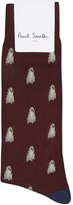 Paul Smith Mini ghost cotton socks