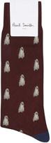 Paul Smith Mini ghost cotton socks