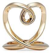 Chloé 'Heart' twist band ring