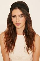 Forever 21 Twist-Front Headwrap