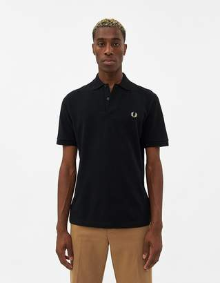 Fred Perry The Original Shirt in Black