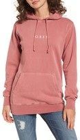 Obey Women's Novel Logo Hoodie