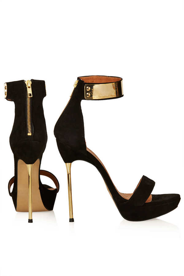 Topshop LOLLY Skinny Heels