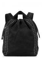 3.1 Phillip Lim GoGo Medium Navy Satin Backpack