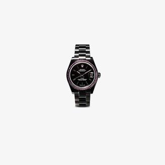 Mad Paris customised Rolex Datejust watch