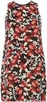 **Tall Floral Split Tunic