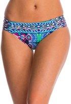 LaBlanca La Blanca Swimwear Global Perspective Side Shirred Hipster Bikini Bottom 8148678