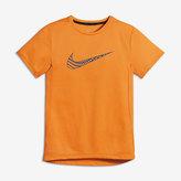 Nike Dry Big Kids' (Boys') Short Sleeve Training Top