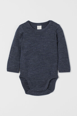 H&M Wool Bodysuit