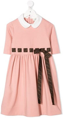 Fendi FF waistband dress