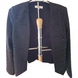 Michael Kors Black Glitter Jackets
