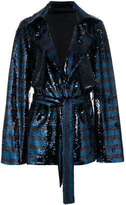 RtA sequin embellished jacket