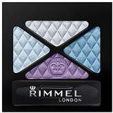 Rimmel Glam'eyes Quad Eye Shadow, 021 State of Grace, 4.2 g
