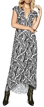 Reiss Ida Paisley Maxi Dress - 100% Exclusive
