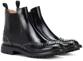 Church's Ketsby embellished leather Chelsea boots