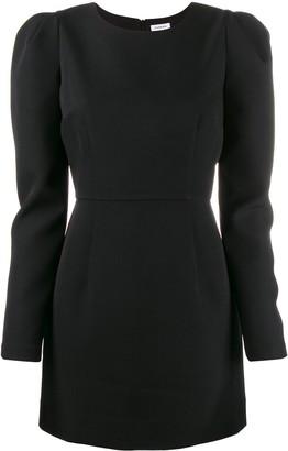 P.A.R.O.S.H. puff sleeve dress