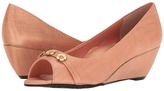 SoftStyle Soft Style - Adley Women's Toe Open Shoes