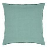 Designers Guild Brera Lino Cushion Celadon