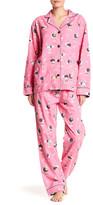 PJ Salvage Ostrich Pajama Set