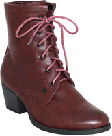 C Label Wine Win Ankle Boot