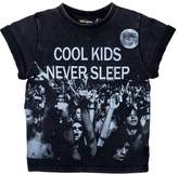Rock Your Baby Baby Boy's Cool Kids T-Shirt