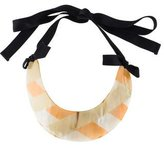Marni Horn Collar Necklace
