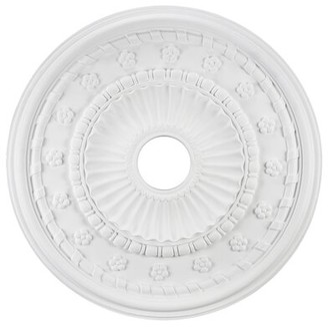 Aspen Creative Corporation Ceiling Medallion