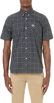 Fred Perry Reissue tartan cotton shirt