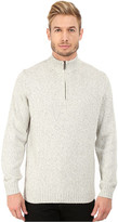 Rodd & Gunn Salisbury Silk Cotton 1/4 Zip Knit
