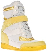Marc by Marc Jacobs wedge trainer