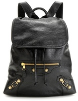 Balenciaga Giant Traveller XS leather backpack