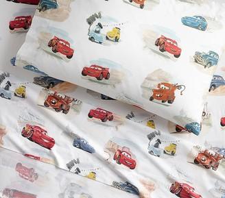 Pottery Barn Kids Disney and Pixar Cars Toddler Sheet Set & Pillowcases