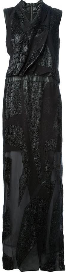 Helmut Lang 'Eros' dress