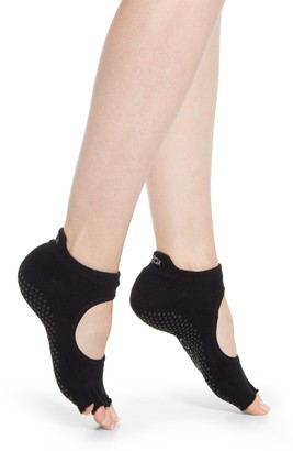 Toesox Bellarina Half Toe Gripper Socks