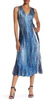 Komarov Sleeveless Midi Dress