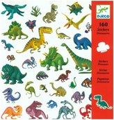 Djeco Stickers-Dinosaurs