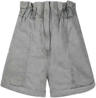 IRO Clichy denim shorts