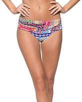 Bleu Rod Beattie New Cool Sarong Hipster Printed Bottom