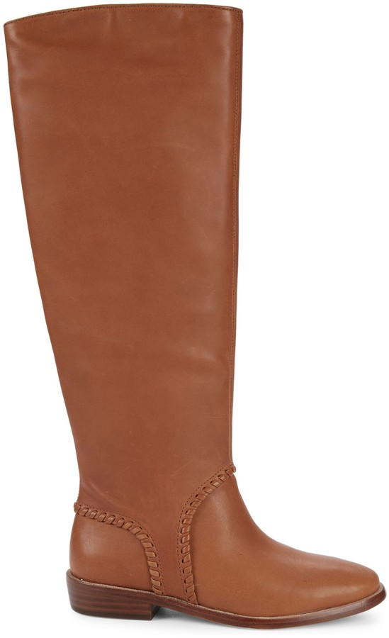 1835f822c79 Gracen Leather Knee-High Boots
