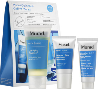 Murad Cleanse. Treat. Protect. Acne Kit